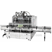 Full-automatic detergent straight line type filling machine ZH-FF